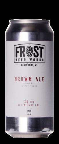 Frost Beer Works Brown Ale