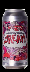 Burley Oak Strawberry, Raspberry, Marshmallow, Vanilla Whipped Icing JREAM