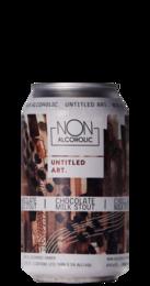Untitled Art Chocolate Milk Stout Non-Alcoholic