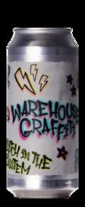 Burley Oak Warehouse Graffiti