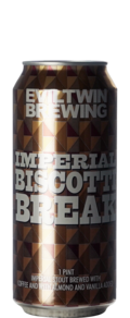 Evil Twin Imperial Biscotti Break