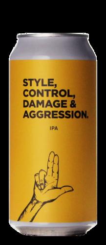 Pomona Island Style, Control, Damage & Aggression