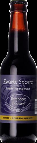 Berghoeve VAT#18 Zwarte Snorre Barrel Aged Early Times Bourbon