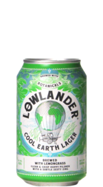 Lowlander Cool Earth Lager