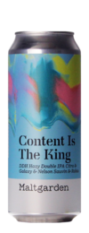 Maltgarden Content Is The King