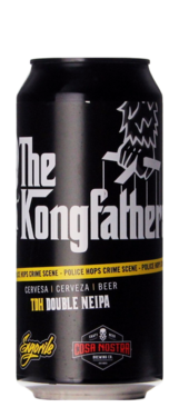 Engorile / Cosa Nostra The Kongfathers