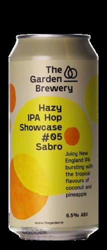 The Garden Hazy IPA Showcase #05: Sabro