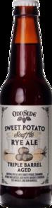 Odd Side Ales Sweet Potato Soufflé - Triple Barrel Aged