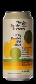 The Garden Hazy DIPA #03