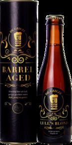 De Grieze Lull's Blond Agave Tequila Barrel Aged