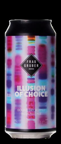 Frau Gruber Illusion Of Choice 2021