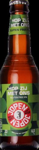 Jopen Hop Zij Met Ons Glutenvrij / Glutenfree