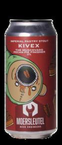 De Moersleutel Kivex, the Muscavado Pecan Pie Finisher
