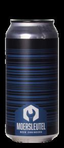 De Moersleutel Barcode Black And Blue