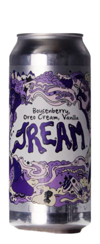 Burley Oak Boysenberry Oreo Cream Vanilla JREAM