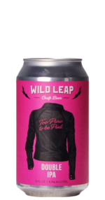 Wild Leap Brewing Too Pure To Be Pink