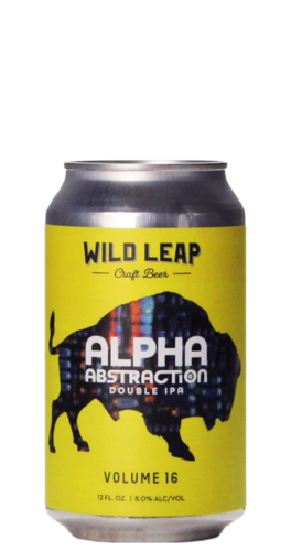 Wild Leap Brewing Alpha Abstraction Vol. 16
