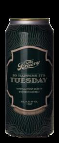 The Bruery So Happens It's Tuesday Blik