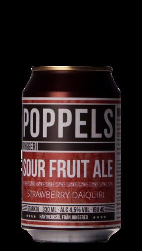 Poppels Strawberry Daiquiri